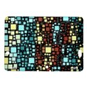 Block On Block, Aqua Kindle Fire HDX 8.9  Hardshell Case View1