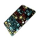 Block On Block, Aqua Samsung Galaxy Tab 4 (10.1 ) Hardshell Case  View4