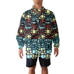 Block On Block, Aqua Wind Breaker (Kids)