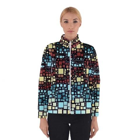 Block On Block, Aqua Winterwear