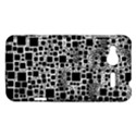 Block On Block, B&w HTC Radar Hardshell Case  View1