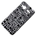Block On Block, B&w HTC Radar Hardshell Case  View4