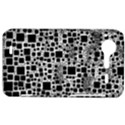 Block On Block, B&w HTC Incredible S Hardshell Case  View1