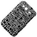 Block On Block, B&w HTC Wildfire S A510e Hardshell Case View4