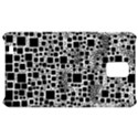 Block On Block, B&w Samsung Infuse 4G Hardshell Case  View1