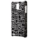 Block On Block, B&w Samsung Infuse 4G Hardshell Case  View3