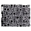 Block On Block, B&w Apple iPad 3/4 Hardshell Case View1