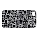 Block On Block, B&w Apple iPhone 4/4S Premium Hardshell Case View1