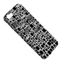 Block On Block, B&w Apple iPhone 5 Hardshell Case View5