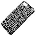 Block On Block, B&w Apple iPhone 5 Classic Hardshell Case View4