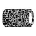 Block On Block, B&w Samsung Galaxy S III Hardshell Case (PC+Silicone) View1