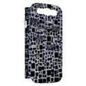 Block On Block, B&w Samsung Galaxy S III Hardshell Case (PC+Silicone) View2