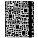 Block On Block, B&w Apple iPad Mini Flip Case View2