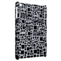 Block On Block, B&w Apple iPad Mini Hardshell Case View2