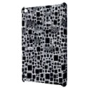 Block On Block, B&w Apple iPad Mini Hardshell Case View3