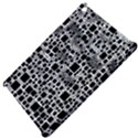 Block On Block, B&w Apple iPad Mini Hardshell Case View4