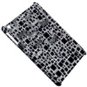Block On Block, B&w Apple iPad Mini Hardshell Case View5