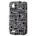 Block On Block, B&w HTC Desire V (T328W) Hardshell Case View3