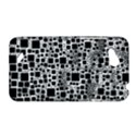 Block On Block, B&w HTC Desire VC (T328D) Hardshell Case View1