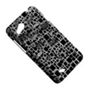 Block On Block, B&w HTC Desire VC (T328D) Hardshell Case View5