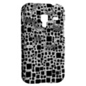 Block On Block, B&w Samsung Galaxy Ace Plus S7500 Hardshell Case View2