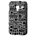 Block On Block, B&w Samsung Galaxy Ace Plus S7500 Hardshell Case View3
