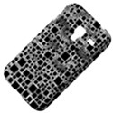 Block On Block, B&w Samsung Galaxy Ace Plus S7500 Hardshell Case View4