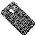Block On Block, B&w Samsung Galaxy Ace Plus S7500 Hardshell Case View5