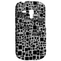 Block On Block, B&w Samsung Galaxy S3 MINI I8190 Hardshell Case View2