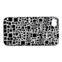 Block On Block, B&w Apple iPhone 4/4S Hardshell Case with Stand View1