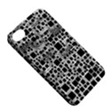 Block On Block, B&w Apple iPhone 4/4S Hardshell Case with Stand View5