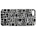 Block On Block, B&w Apple iPhone 5 Hardshell Case with Stand View1