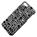 Block On Block, B&w Apple iPhone 5 Hardshell Case with Stand View4