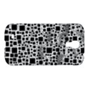 Block On Block, B&w Samsung Galaxy S4 I9500/I9505 Hardshell Case View1