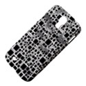 Block On Block, B&w Samsung Galaxy S4 I9500/I9505 Hardshell Case View4