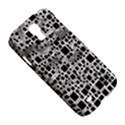 Block On Block, B&w Samsung Galaxy S4 I9500/I9505 Hardshell Case View5