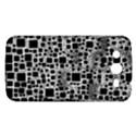 Block On Block, B&w Samsung Galaxy Mega 5.8 I9152 Hardshell Case  View1