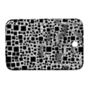 Block On Block, B&w Samsung Galaxy Note 8.0 N5100 Hardshell Case  View1