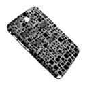 Block On Block, B&w Samsung Galaxy Note 8.0 N5100 Hardshell Case  View5
