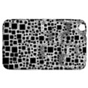Block On Block, B&w Samsung Galaxy Tab 3 (8 ) T3100 Hardshell Case  View1