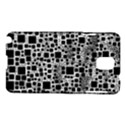 Block On Block, B&w Samsung Galaxy Note 3 N9005 Hardshell Case View1