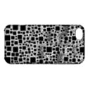 Block On Block, B&w Apple iPhone 5C Hardshell Case View1