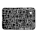 Block On Block, B&w Samsung Galaxy Tab 2 (7 ) P3100 Hardshell Case  View1
