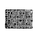 Block On Block, B&w iPad Mini 2 Hardshell Cases View1