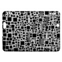 Block On Block, B&w Kindle Fire HDX Hardshell Case View1