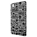 Block On Block, B&w Samsung Galaxy Tab Pro 8.4 Hardshell Case View3