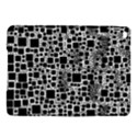 Block On Block, B&w iPad Air 2 Hardshell Cases View1
