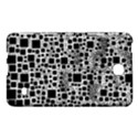 Block On Block, B&w Samsung Galaxy Tab 4 (7 ) Hardshell Case  View1