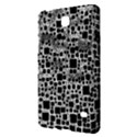 Block On Block, B&w Samsung Galaxy Tab 4 (7 ) Hardshell Case  View2
