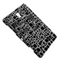 Block On Block, B&w Samsung Galaxy Tab S (8.4 ) Hardshell Case  View5